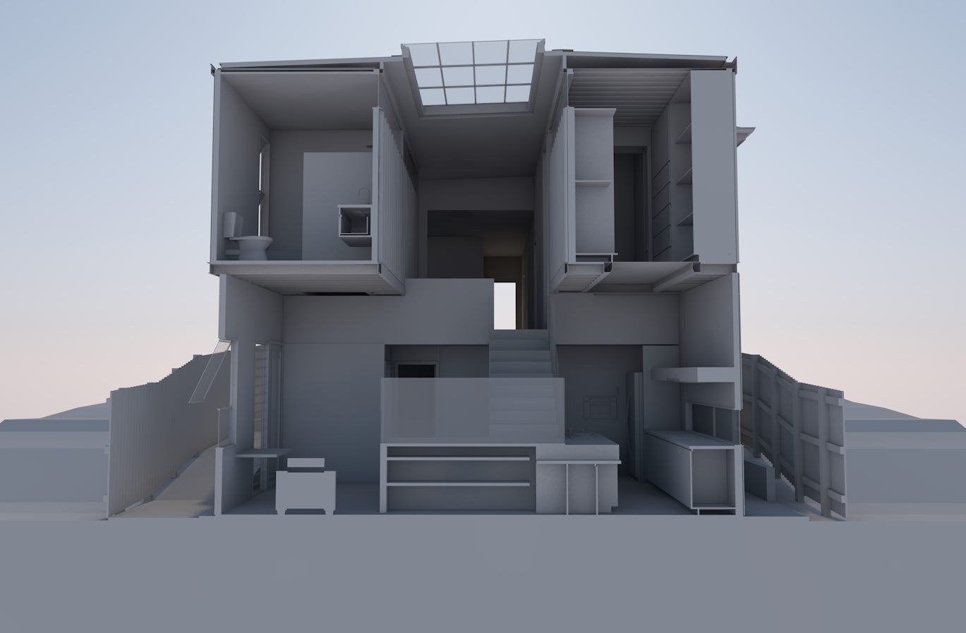 modular house extension 5