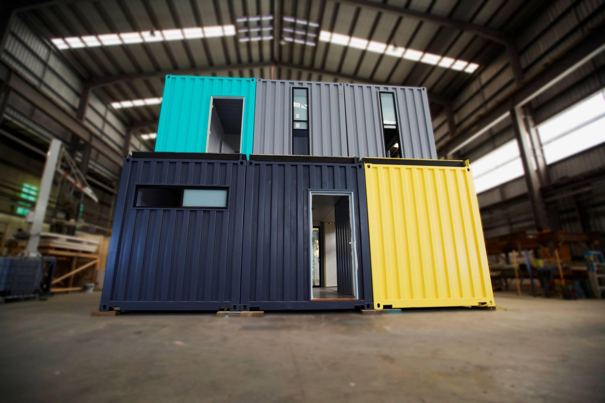 Container Granny Flat Brisbane