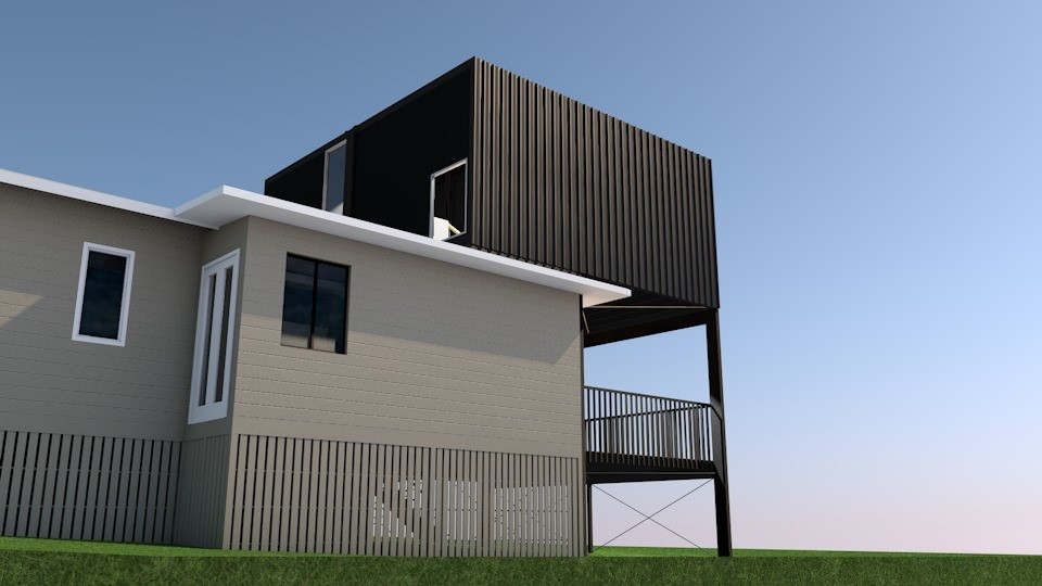 wavell heights modular extension