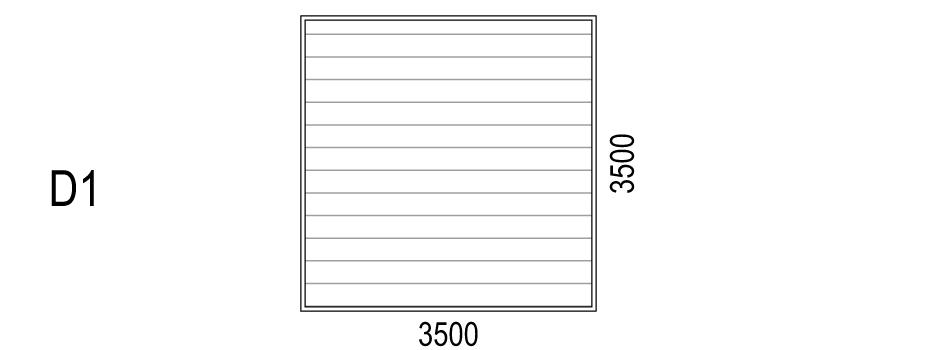 <span>D1</span> <br />Module Price: $8,270.00<br />Size:42.88m²