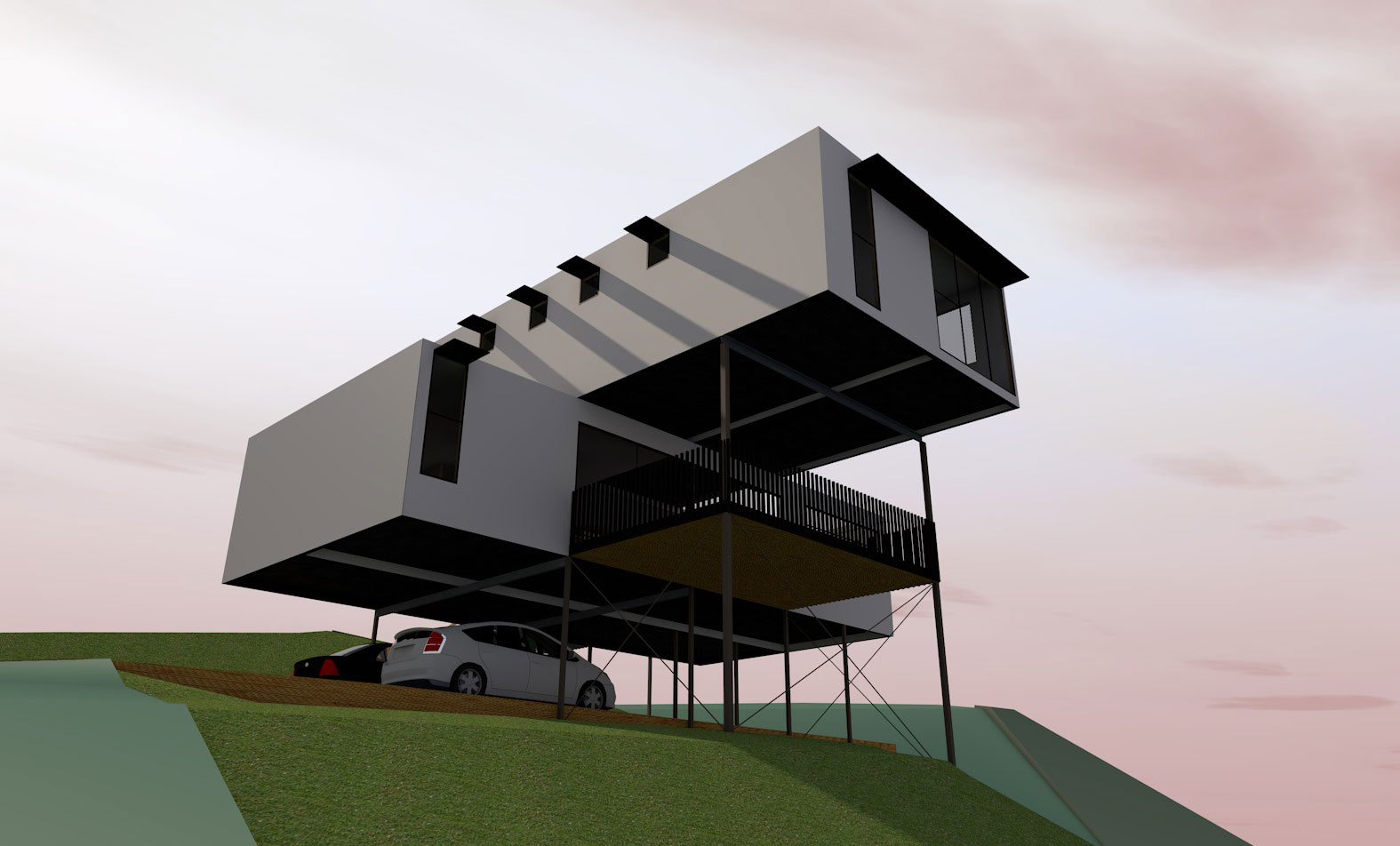 Northern NSW Modular House